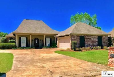 Monroe LA Single Family Home For Sale: $283,900
