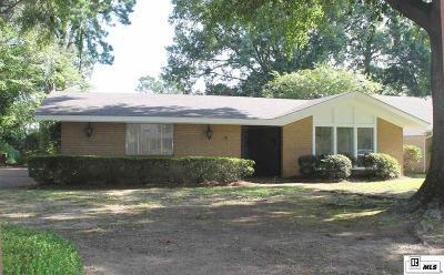 Monroe LA Single Family Home Active-Pending: $158,000