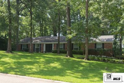 Single Family Home For Sale: 703 Monterey Drive