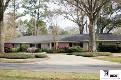 Monroe Single Family Home For Sale: 2214 Marie Place