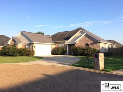 Monroe Single Family Home For Sale: 103 Morning View Drive