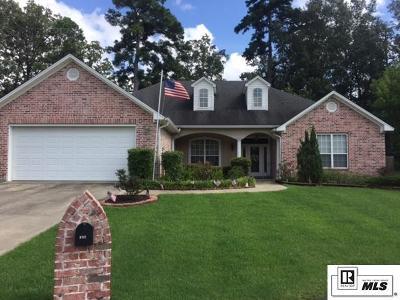 Monroe LA Single Family Home For Sale: $229,500