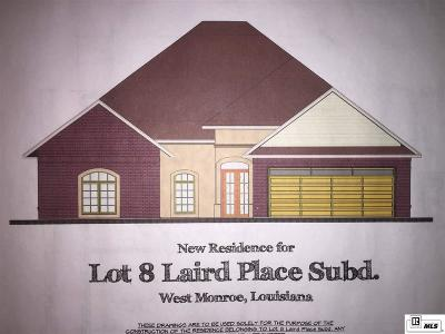 West Monroe Single Family Home For Sale: 479 Laird Street #8