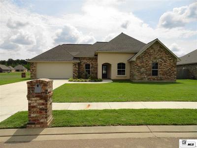 Monroe LA Single Family Home For Sale: $299,000