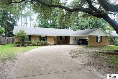 Monroe LA Single Family Home For Sale: $195,000
