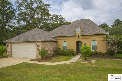 West Monroe Single Family Home Active-Price Change: 203 Nottaway Drive