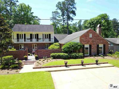 Ruston Single Family Home For Sale: 394 Forest Circle