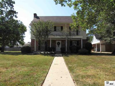 Monroe LA Single Family Home For Sale: $219,900