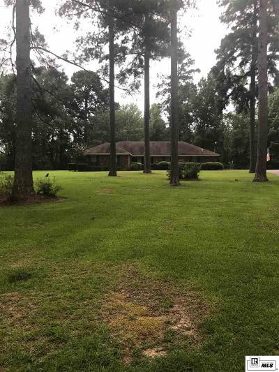 Calhoun LA Single Family Home For Sale: $246,000