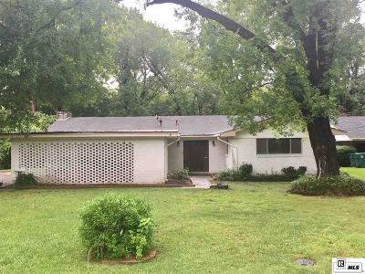 Monroe LA Single Family Home For Sale: $174,900