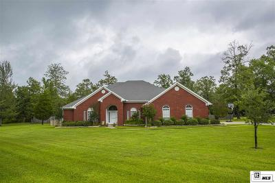 West Monroe Single Family Home For Sale: 780 Rogers Road