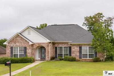 Single Family Home Active-Pending: 165 Tes Drive