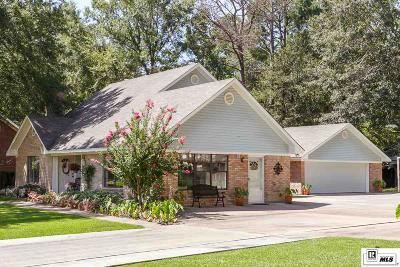 Single Family Home For Sale: 409 Zephyr Lane