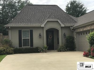 West Monroe Single Family Home For Sale: 121 Olde Town Circle