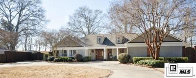 Monroe Single Family Home For Sale: 211 Lakeside Drive