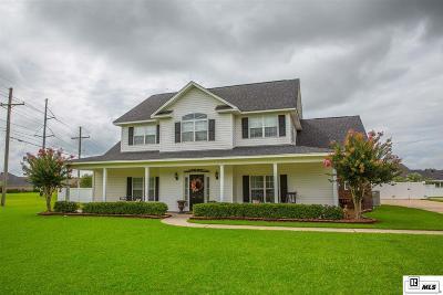 Monroe LA Single Family Home Active-Price Change: $374,900