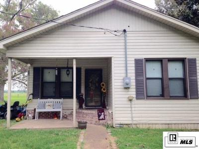 Single Family Home For Sale: 3946 Anderson Road