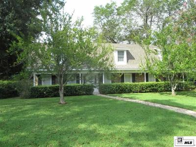 Monroe LA Single Family Home For Sale: $269,900