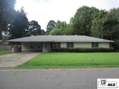 Monroe Single Family Home For Sale: 508 Foster Street