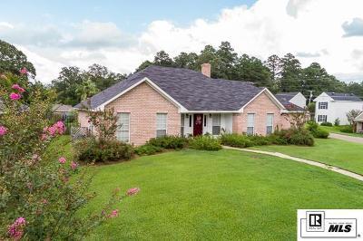 West Monroe LA Single Family Home For Sale: $280,000