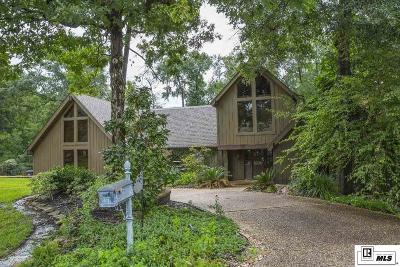 West Monroe LA Single Family Home For Sale: $375,000