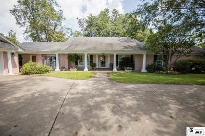 Monroe Single Family Home For Sale: 4203 Loop Road