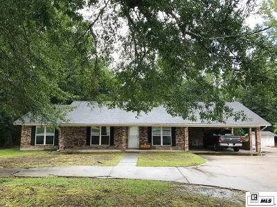 Single Family Home For Sale: 3951 Beech Springs Road
