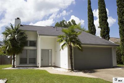 Monroe Single Family Home New Listing: 313 Timberwood Drive