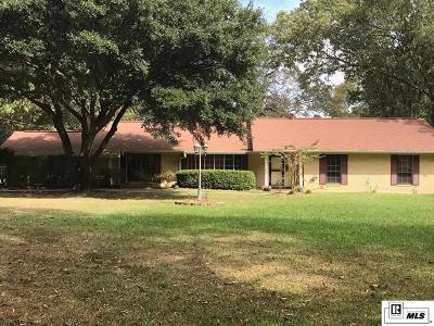 Monroe LA Single Family Home For Sale: $199,900