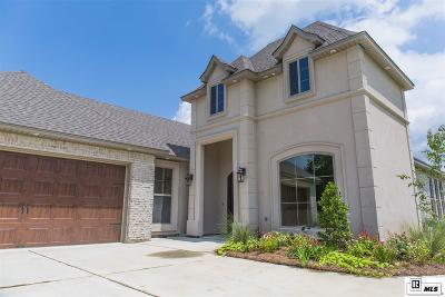 West Monroe Single Family Home For Sale: 290 Sangria Drive