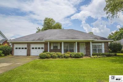 Monroe Single Family Home New Listing: 2502 Rosedale Drive