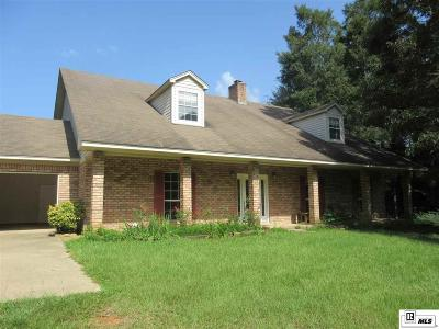 Downsville Single Family Home New Listing: 1211 Reggie Skains Road