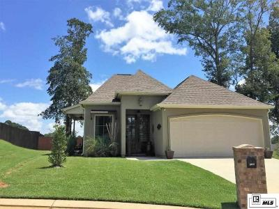 West Monroe LA Single Family Home For Sale: $275,000
