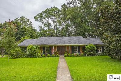 Monroe LA Single Family Home For Sale: $239,000
