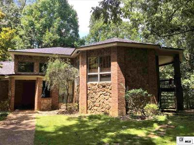Ruston Single Family Home For Sale: 2603 Tanglewood Drive