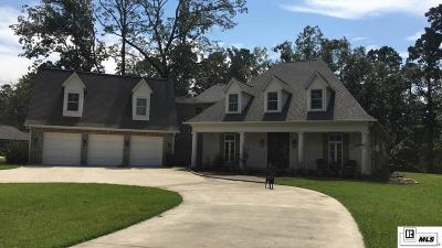 West Monroe Single Family Home For Sale: 206 Pawnee Lane