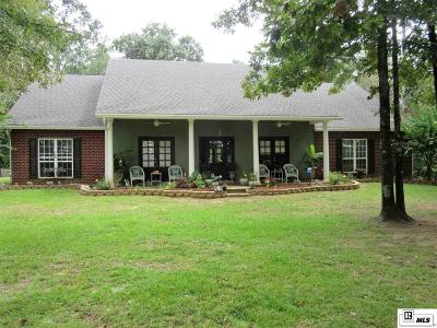 Ruston Single Family Home For Sale: 259 Spring Creek Road