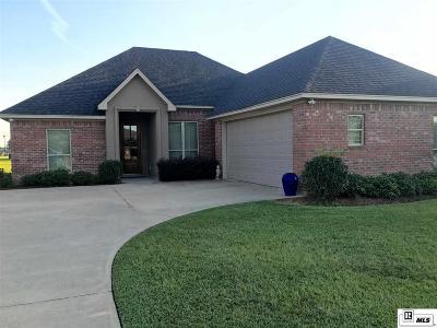 Monroe Single Family Home Active-Pending: 205 Barker Drive
