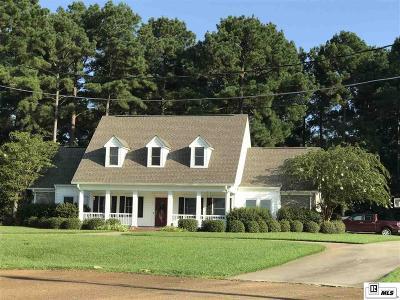 West Monroe LA Single Family Home For Sale: $379,000