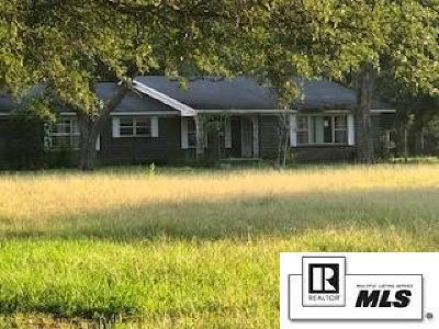Single Family Home For Sale: 1278 Highway 813-3