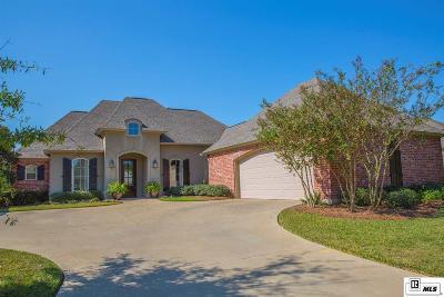 Monroe Single Family Home Active-Pending: 4214 Ava Lane