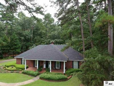 Ruston Single Family Home For Sale: 3901 Woodburn Street