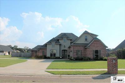 Monroe LA Single Family Home For Sale: $349,900