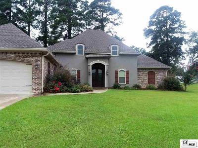West Monroe LA Single Family Home For Sale: $361,900