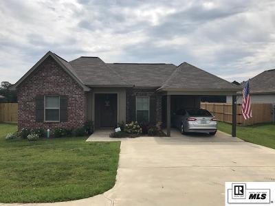 West Monroe LA Single Family Home For Sale: $179,900