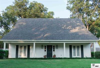 Monroe Single Family Home For Sale: 106 Camelot Place