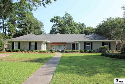 Monroe LA Single Family Home For Sale: $359,500