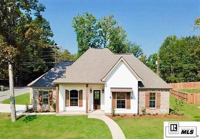 West Monroe LA Single Family Home For Sale: $299,500