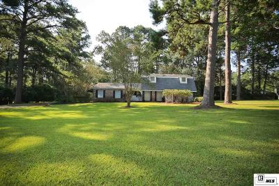 Ruston Single Family Home Active-Price Change: 1802 Knowles Drive