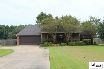 Monroe Single Family Home Active-Pending: 286 Lonewa Road